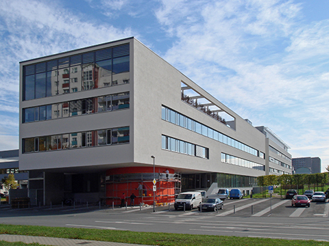 Universitätsklinikum Jena, Laborzentrum