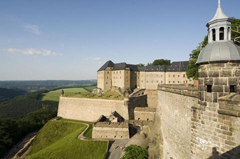 Festung Königstein, Westbeauung, Militärhistorisches Museum